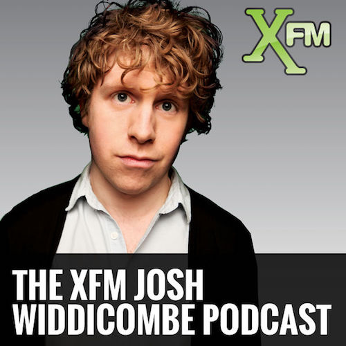 Josh Widdicombe – XFM